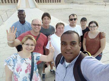 Luxor auf eigene Faust endecken