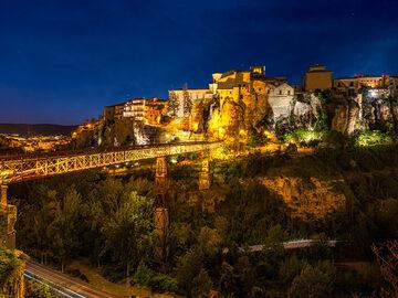 Free Tour por Cuenca Nocturna