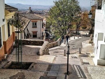Free Tour Jewish District of Realejo, past and present