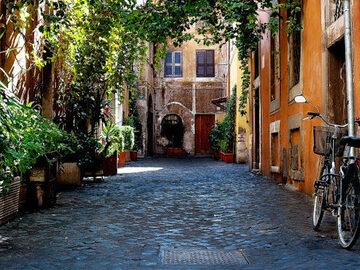 Comer, rezar, amar en Roma