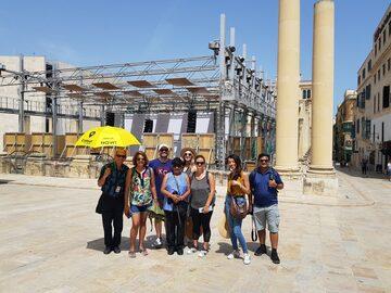 Free tour con guías locales de Malta