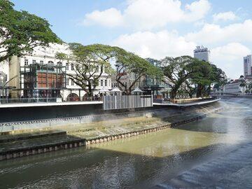 Kostenlose Wanderung durch die Zivilisation von Kuala Lumpur i...