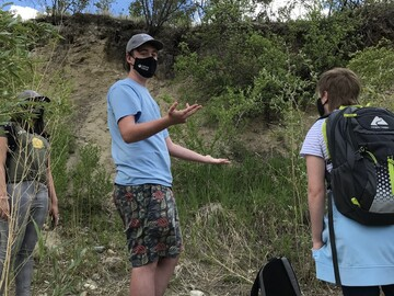 Descubra la historia paleontológica y fósil oculta de Saskatoon