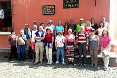 Free tour a pie para descubrir La Antigua Guatemala.