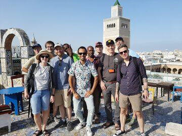 Tunis Medina an open air museum.