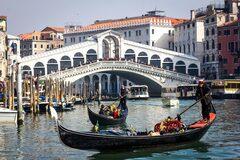 Free Tour en Santa Croce, San Polo y Dorsoduro: carnavales y libertinaje