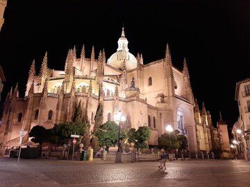Segovia Temática: sucesos y tragedias