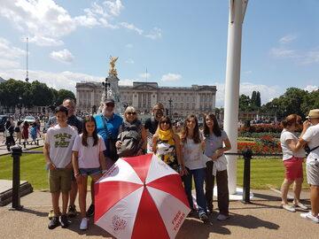 Kostenlose Tour Westminster: Royal Zone + Wachablösung