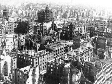 Dresden - Zweiter Weltkrieg