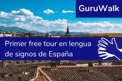 Free Tour Segovia in Sign Language (LSE)
