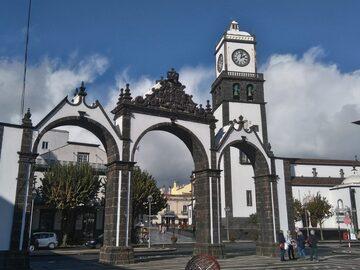 Free walking tour durch Ponta Delgada