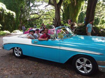 Tour in auto d'epoca all'Avana