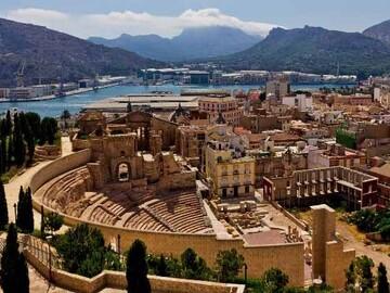 Essential free tour of Cartagena (Spain)