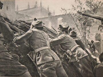 Moncloa Free Tour - Civil War I