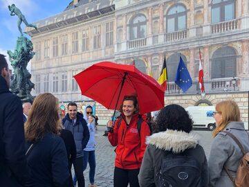 Free Walking Tour Antwerp