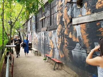 Wild Berlin Free Walking Tour