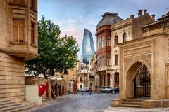 Baku old city tour / Тур по Старому городу