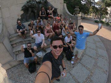 Curioso Free Tour - Altstadt von Montevideo