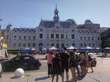 Free Tour Cultural de Valparaíso
