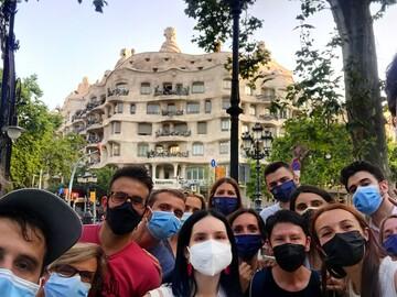 Freemium Tour Gaudí y el Modernismo por Barcelona