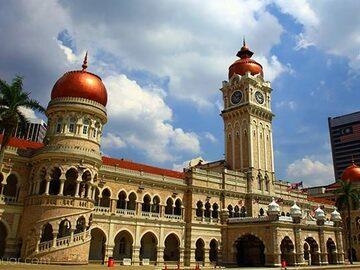 Gehen Sie mit Local-Old Kuala Lumpur
