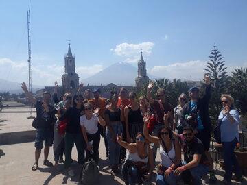 Kostenloser Rundgang durch das historische Zentrum von Arequipa