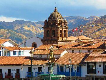 Tour a piedi gratuito attraverso Cusco