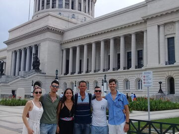 Tour a piedi gratuito a L'Avana Vecchia II