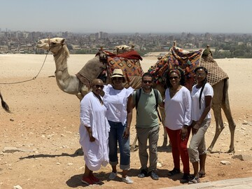 Free tour Esfinge y Pirámides de Giza
