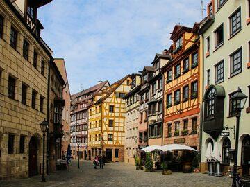 """Free Walking Tour of """"Medieval Nuremberg"""""""