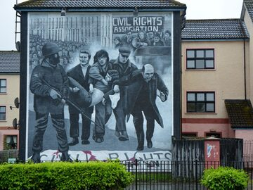 Bogside History Free Tour