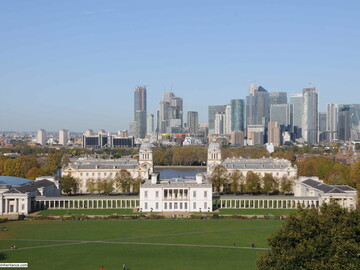 Greenwich and Meridian Tour, East or West? You'll know!