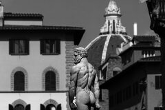 Discovering Florence and its artistic squares