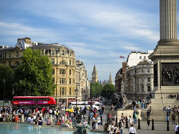 Free Walking Tour in the heart of central London