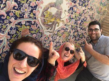 Entdecken Sie das alte Teheran