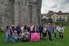 Free walking tour durch Gent Essential