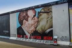 Free walking tour durch die Berliner Mauer