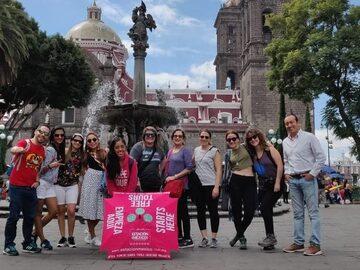 FREE WALKING TOUR PUEBLA