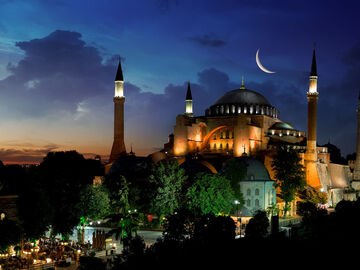 In The Heart of Istanbul ''The Truth of Ottoman and Roman Empires''