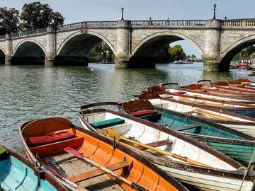 Tour a piedi gratuito Richmond - in tutta la storia reale