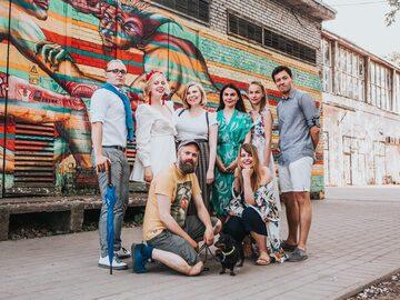 Modern Tallinn and Street Art Free Walking Tour
