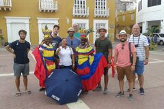 Descubre la magia de La Ciudad Fantástica de Colombia.