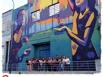 Barracas Free Tour, the thousand faces of the deep south