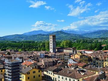 Free walking tour Die Geheimnisse von Lucca. Anekdoten und Kurioses