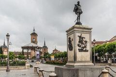 Alcalá de Henares monumental
