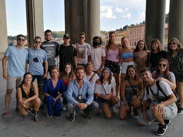 Free Tour de Florencia con un Verdadero Florentino