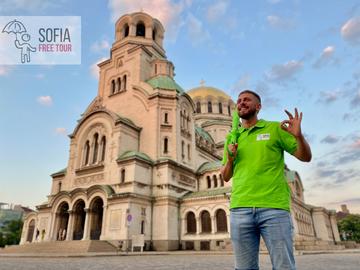 Essential Free Tour of Sofia