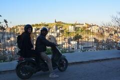 Free Motorbike/Scooter Tour of Amman (Amman Views Through a Magnifying Lens)