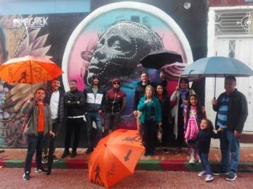 Tour completo gratuito Bogotá