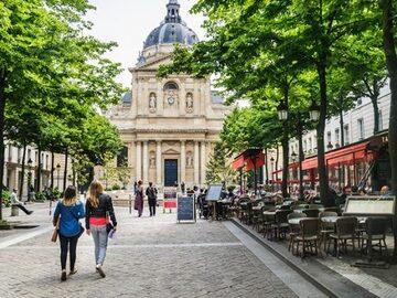Kostenlose Tour durch das Quartier Latin in Paris